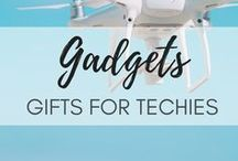 Gifts for Techies | Gadgets / cool gadgets | smart gadgets | useful kitchen gadgets | gifts for techy | gift ideas for gadget lover | choose gadgets tips