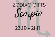 Zodiac Gifts // Scorpio / ♏Everything Scorpio ♏ Scorpio personality traits, Scorpio qualities, Scorpio quotes AND MOST IMPORTANT ->>> best gifts for Scorpio nature