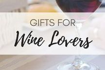 Gifts for Wine Lovers | Wine Mood On! / Find gift ideas for the wine lovers in your life!  Follow for more absolutely cool wine gifts !  Plus great pictures on the wine topic that I've found while browsing for no purpose.  Plus wine gifts | thoughtful gift ideas | gifts for wine lovers | wine picks | wine products | wine quotes | smart wine tips | personalized wine glasses and some cool diy ideas on how to repurpose wine bottles and corks | wine memes | wineries ...  because we ALL love wine!  Cheers!