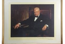 Churchill inspires...for Dad