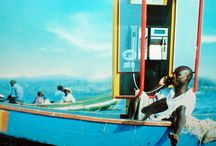 Phone booths/Public phones