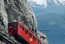 Funicular/Cogwheel/Suspension Railways