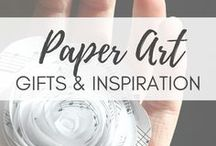 Paper Art {Amazing Ways to Recycle Old Magazines & Newspapers} / Everything paper! Find awesome paper crafts, paper diy projects , how to recycle old magazines and newspapers !  Find gifts ideas for your 1st wedding anniversary | paper anniversary gifts