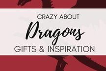Crazy About ... Dragons! / ●○Dragon statues, dragon figurines, cute dragon toys & all weird dragon gifts // Dragon Day 16th Jan ○●  #affiliatelinks included Dragon totem is one of the most powerful item to have and give.  These mythical creatures symbolize power as the ultimate rulers of elements:  Fire, Water, Earth, Wind.  Also Dragon is the 5th of the 12 Chinese zodiac animals. Years of the Dragon include 1928, 1940, 1952, 1964, 1976, 1988, 2000, 2012, and 2024. This makes a great birthday gift for all born these years