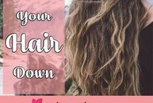 Hair Styles / Easy hair styles. For School. For Medium Length Hair. For Homecoming. For Wedding. For Short Hair. Braided. Cute. Long. For Prom. Bob & many more!