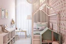 детские комнаты. оформление