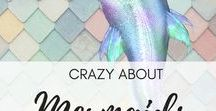 Crazy About ... Mermaids! | Mermaid Gifts