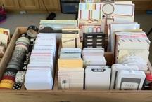Organising Tips / by Ros Hollaardt