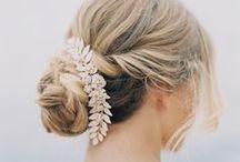 Lovely Locks / Lovely inspiration for special occasion hair styles.  http://www.LoveShineBridal.etsy.com