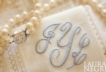 Monograms Oh So Lovely... / by Kim Beck
