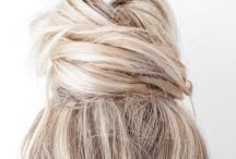 Hair + Makeup / Hairstyles and Makeup Tips and Ideas