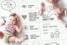 First Comes Love... / ...then comes these lovely little darlings.  Here you will find style inspirations for family life, from family activities and DIY to tiny fashions and baby decor...  http://www.LoveShineBridal.etsy.com