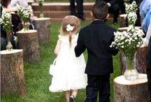 Woodland Wedding / Inspiration to create a magical Woodland Wedding wonderland...  http://www.LoveShineBridal.etsy.com