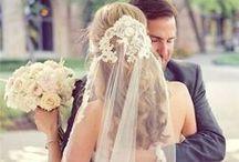 The Veil / http://www.shine-bridal.com