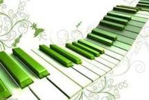 Green and Lovin It! / by Joy Fischer