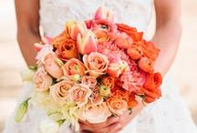 Peach Wedding Theme / Fashion and accessories that will have you looking Pretty as a Peach...  http://www.LoveShineBridal.etsy.com