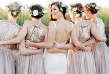 Gold Wedding Theme / Design inspirations for a 24 karat day...  http://www.LoveShineBridal.etsy.com
