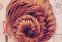 HairFerry Braids, Buns & Styles / Any braid or style that catches my eye-I will pin and try! Love getting inspiration for PLL hairstyles!