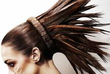 HairFerry - My Avante Guard Hair FAVES! / Mind-Blowing Hair Design...takes your imagination on a roller coaster of inspiration.