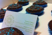 Green Cakes / My little hobby :)