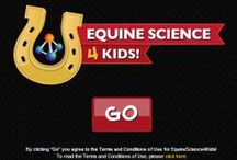 Equine Science 4 Kids / Information about horses and science for young horse enthusiasts.