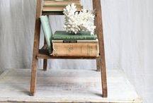 Ladders / ideas   styling   loves