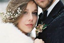 Winter Wonderland Wedding / Walkin' in a Winter Wonderlaaaaand