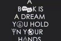 {Books} / ((( Books are uniquely portable magic )))