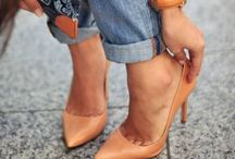 {Shoes} / Give A GIRL The Right SHOES And She Can CONQUER The WORLD