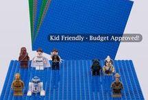 Fun with LEGO!