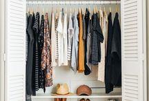 Organized. / Home organization tips