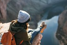 The Great Outdoors / Tips and clothing for camping and hiking trips.