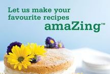 Your Zing™ recipes