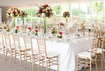 Read the Room / Wedding receptions to admire and inspire.