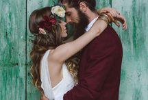 Wedding photography / Inspiratie