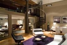Interior & Exterior Design Ideas / by Jessica .B