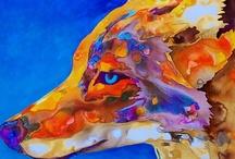 Animali: arte, verità, illustrazioni... / by Patrizia Franzoso