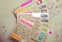 letter writing ♡