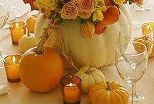 Theme: Fall Wedding