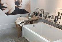 Bathroom | Thuis Interieurontwerp / Badkamers