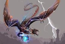 Fantasy Art / A board to share your favorite fantasy/fairy tale art.