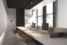 Working Spaces | Thuis Interieurontwerp / Werkruimten