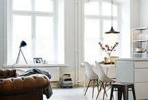 {ART/DESIGN: loft apartments / condos} / Loft apartment / condo design, decor, & misc. ideas.  / by Artistry International, Inc.
