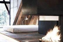 Fireplaces | Thuis Interieurontwerp / Open haarden