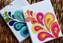 Card making ideas / Making the best cards! / by Debbie Fahey