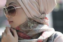 Hijab / Tutorial hijab