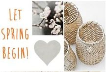 Spring/Easter | Thuis Interieurontwerp