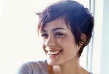 Beauty Short Hair