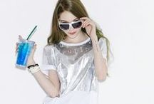5ivesense >Fashion >Women 2014 S/S / Introduce 5ivesense style to people who are interested in Korean Fashion.