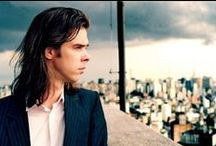 Darling Nick E. / Nick Cave...need I say more? / by Dolly McNutt
